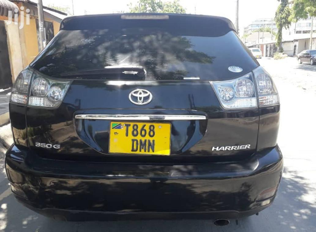 Toyota Harrier 2005 Black | Cars for sale in Kinondoni, Dar es Salaam, Tanzania