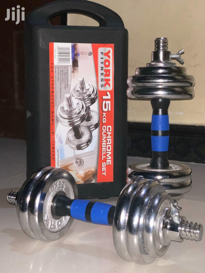 Dumbbell (Dumbbells) | Sports Equipment for sale in Ilala, Dar es Salaam, Tanzania