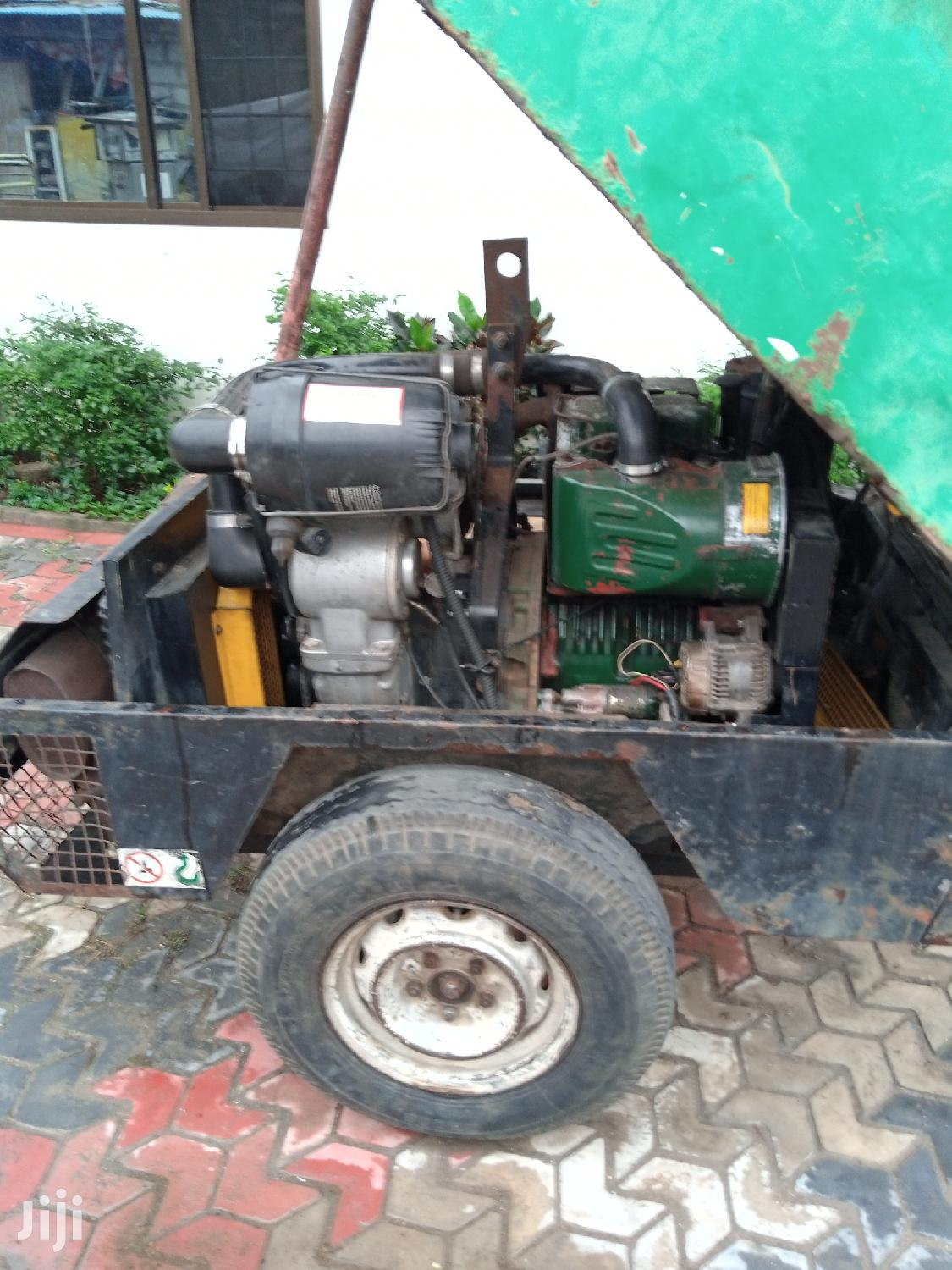 Archive: Air Compesor With 12 Kv Generator