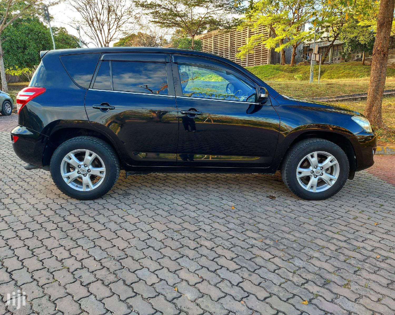 New Toyota RAV4 Sport 2009 Black | Cars for sale in Kinondoni, Dar es Salaam, Tanzania
