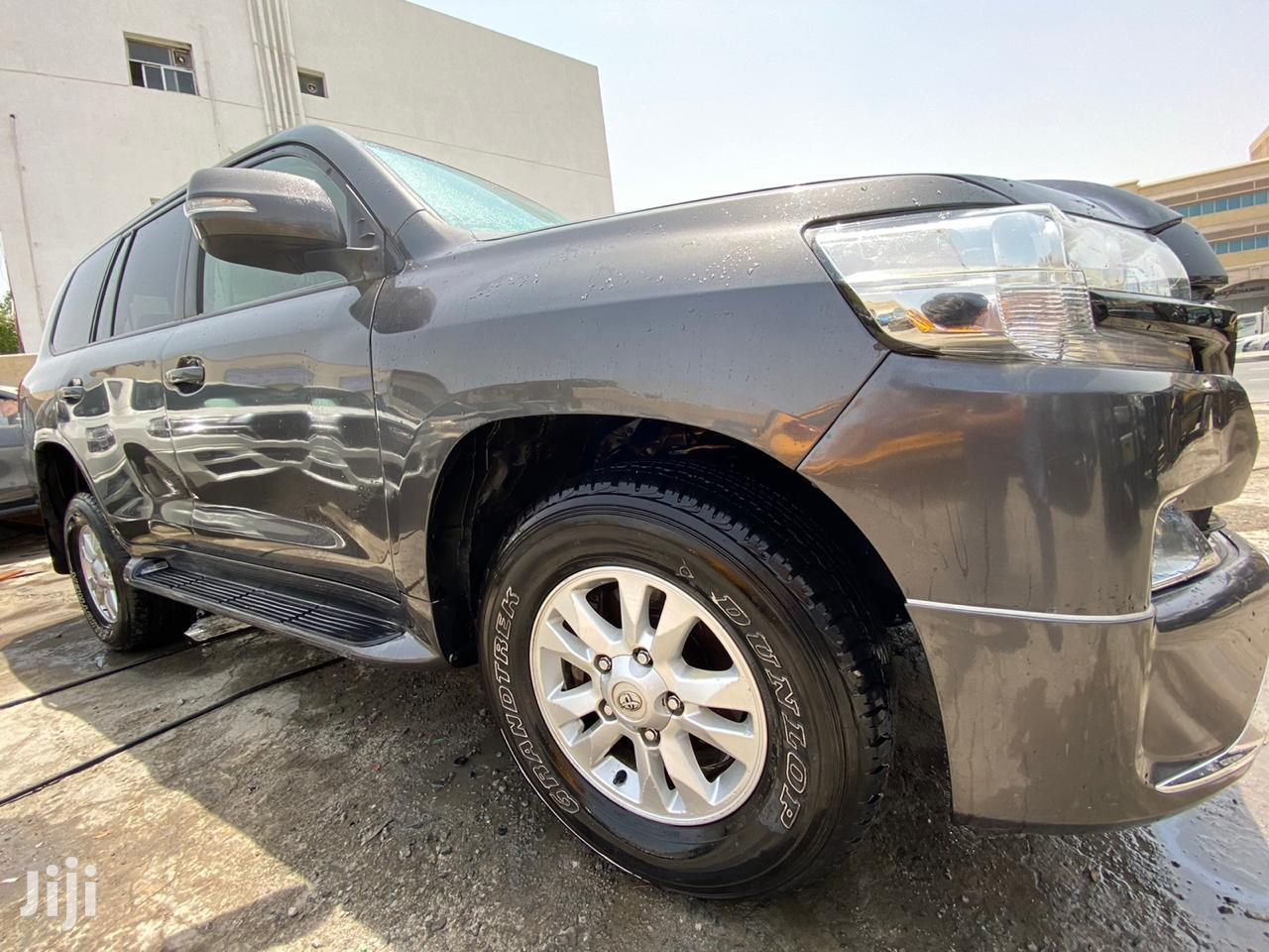 Archive: Toyota Land Cruiser 2020 Heritage Edition 4x4 Silver