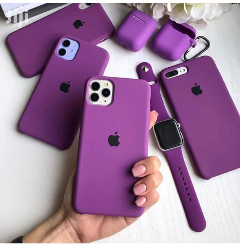 Silicone Cover | Accessories for Mobile Phones & Tablets for sale in Ilala, Dar es Salaam, Tanzania