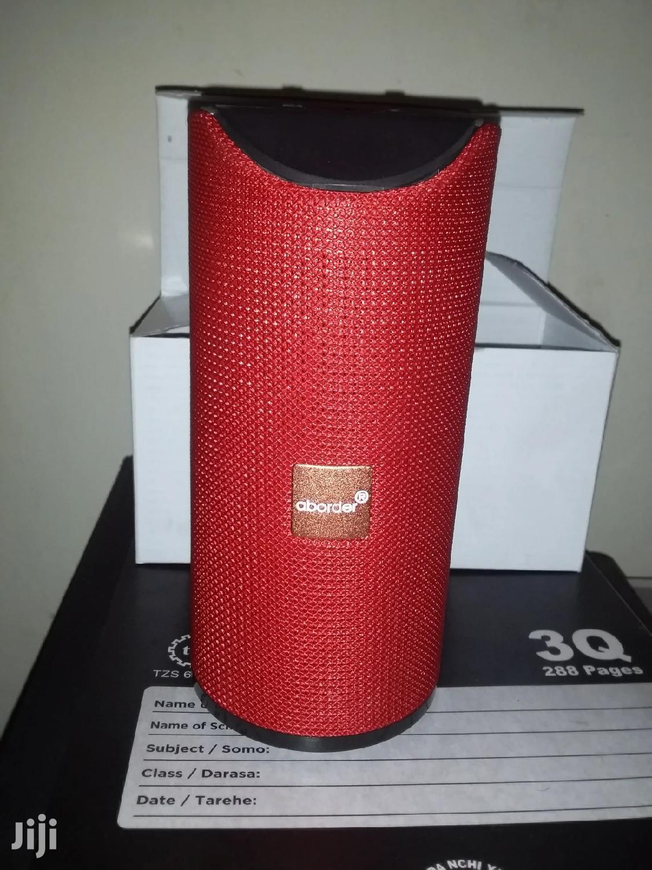 Archive: Aborder Bluetooth Speaker
