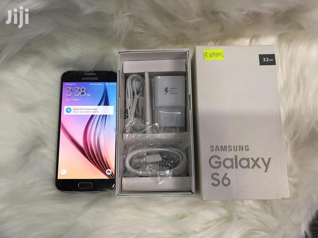 New Samsung Galaxy S6 32 GB Blue | Mobile Phones for sale in Kinondoni, Dar es Salaam, Tanzania