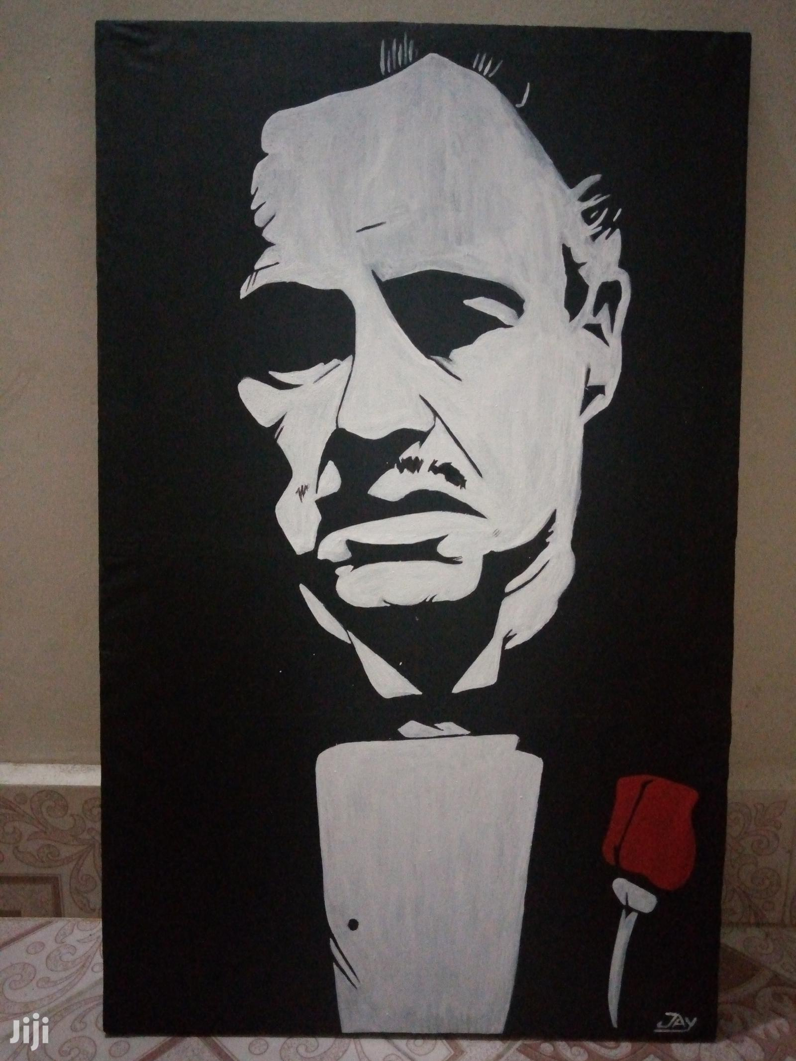 Archive: The Godfather Painting