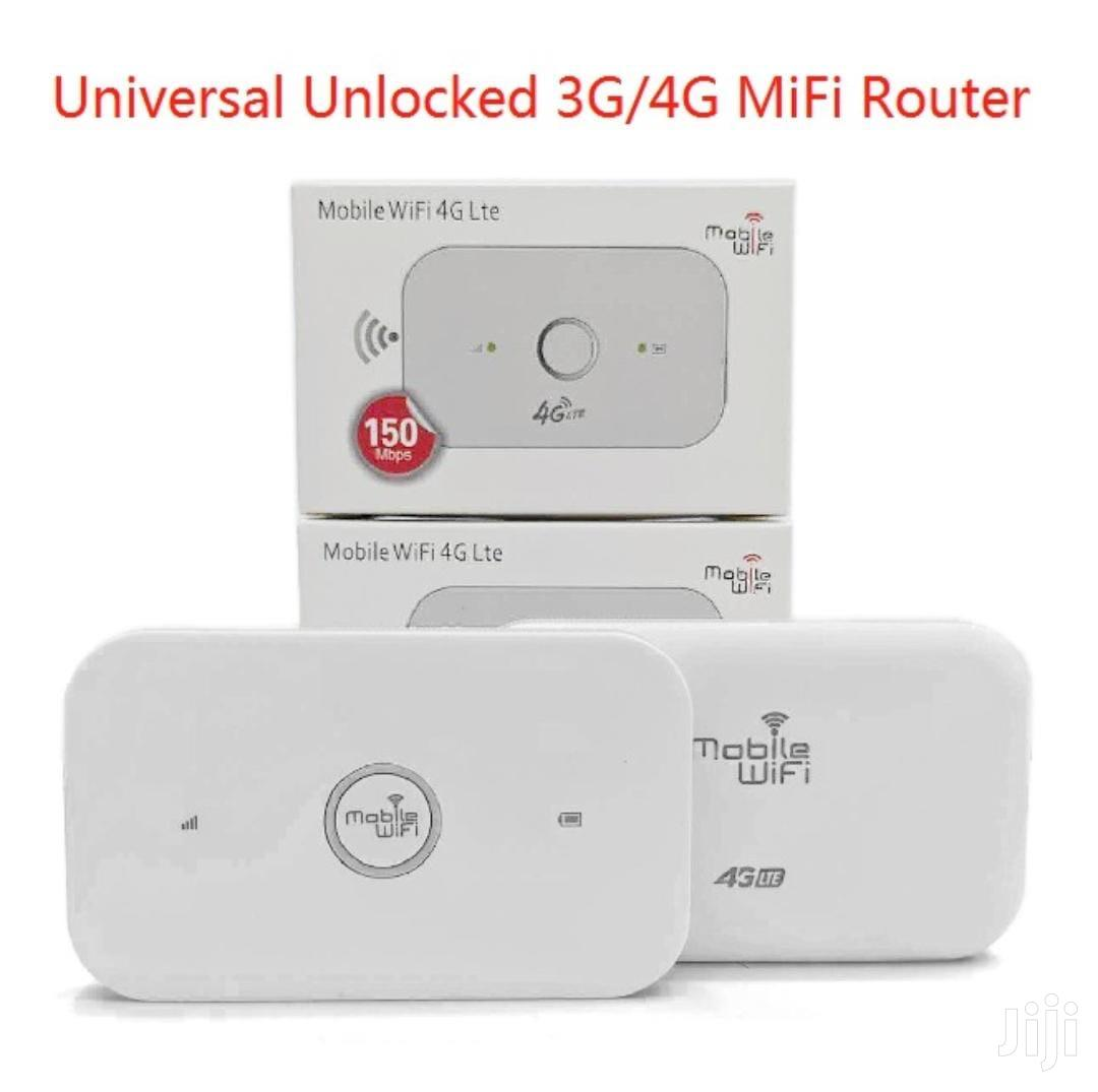 Archive: Unlocked Mifi For All Network