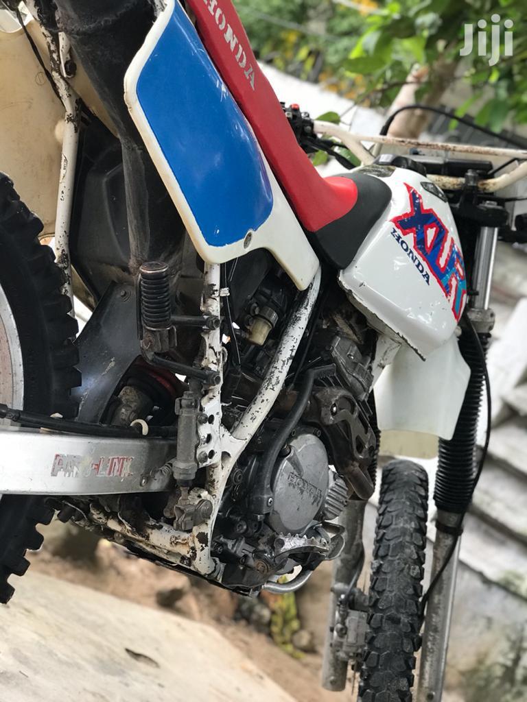 Archive: Honda 2007 White