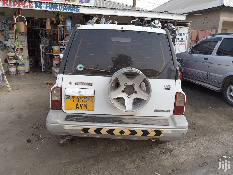 Suzuki Escudo 1993 White | Cars for sale in Dodoma Region, Tanzania