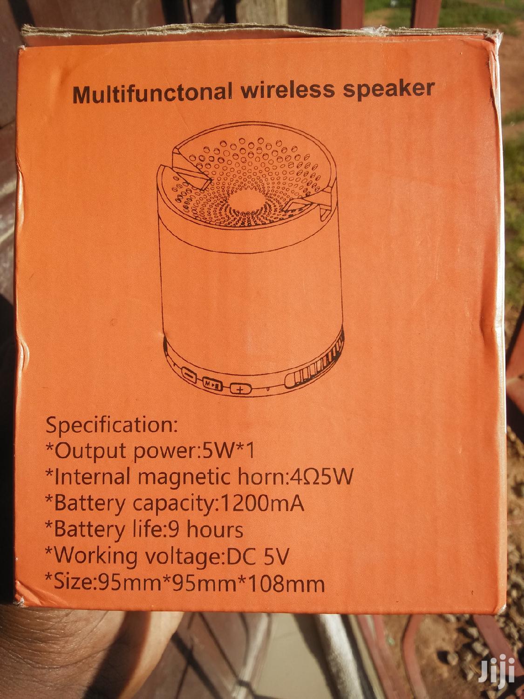 Multifunctional Wireless Speaker | Audio & Music Equipment for sale in Kinondoni, Dar es Salaam, Tanzania