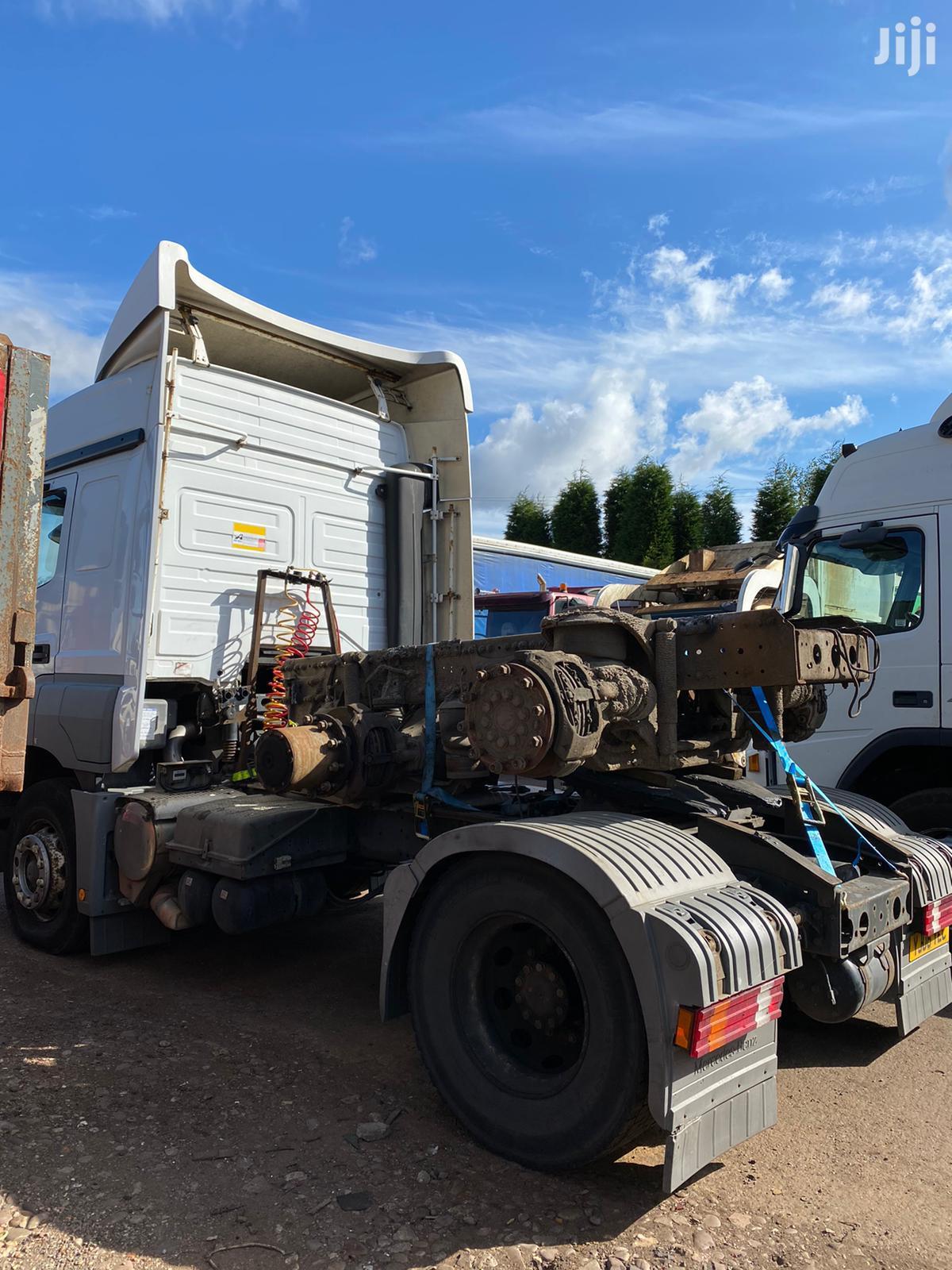 Mercedes-Benz CHESSES NO Model Name 1843 Axor   Trucks & Trailers for sale in Ilala, Dar es Salaam, Tanzania