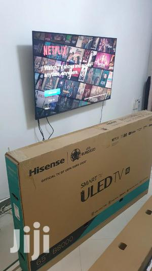 Hisense Uled TV 65 Model B8000   TV & DVD Equipment for sale in Dar es Salaam, Ilala