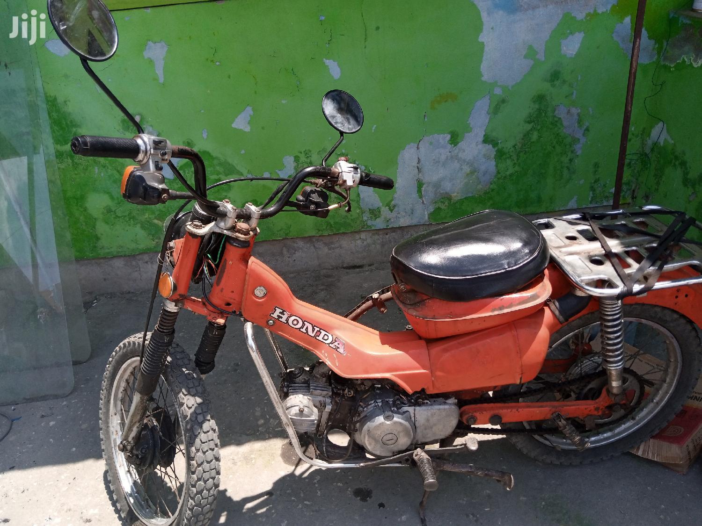 Honda CG110 1985 Orange | Motorcycles & Scooters for sale in Mara Region, Tanzania