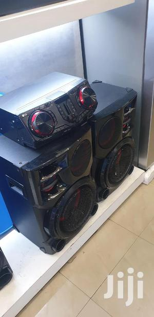LG Sound System Powerfull Music   Audio & Music Equipment for sale in Dar es Salaam, Ilala