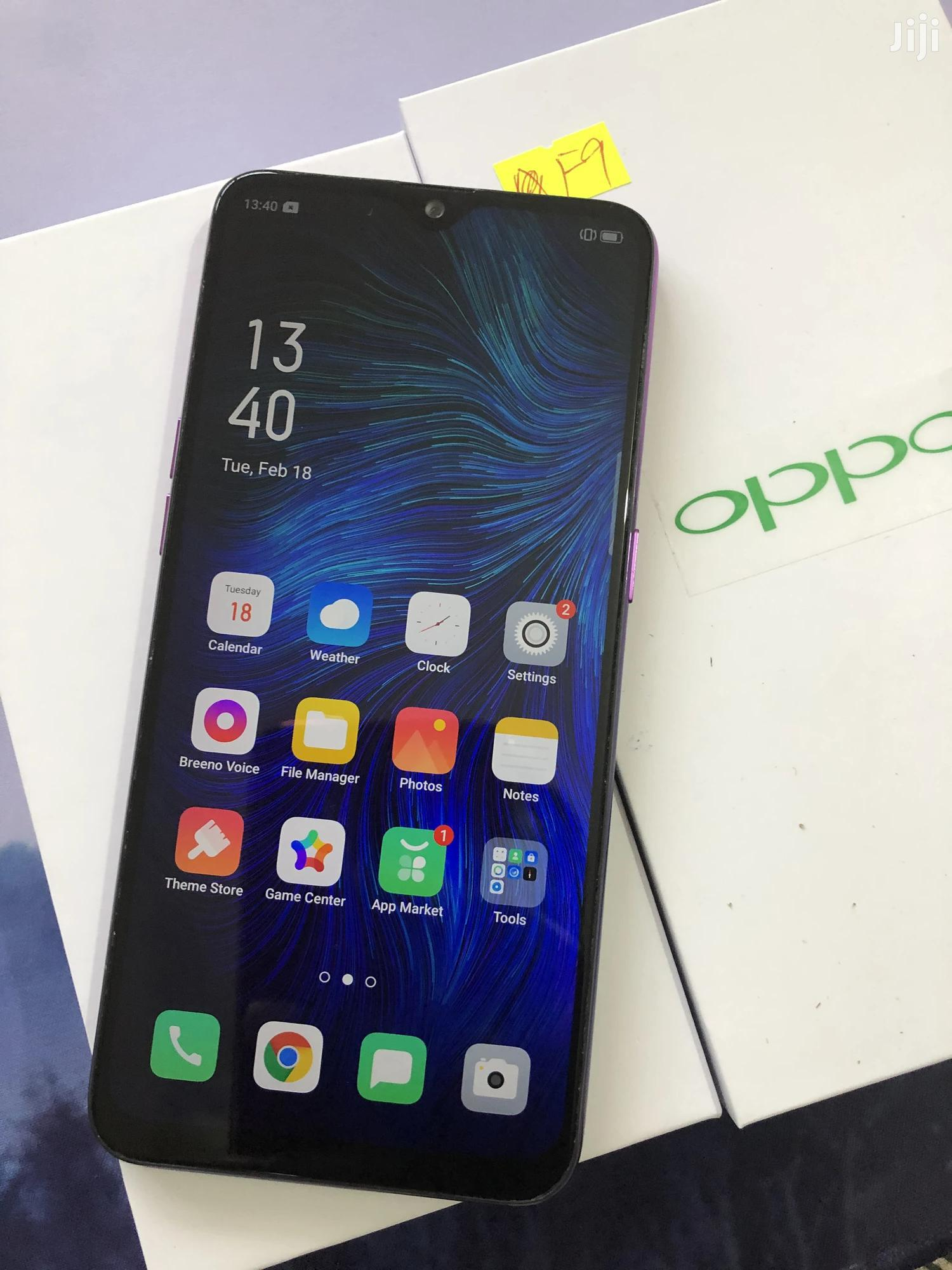 New Oppo F9 64 GB | Mobile Phones for sale in Kinondoni, Dar es Salaam, Tanzania