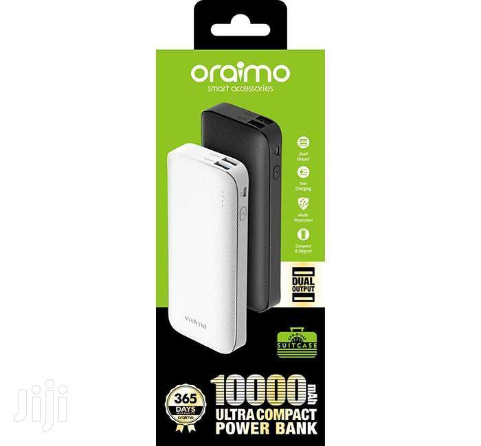 Oraimo Suitcase | OPB-B104D | 10,000mah Fast Charging | Accessories for Mobile Phones & Tablets for sale in Ilala, Dar es Salaam, Tanzania