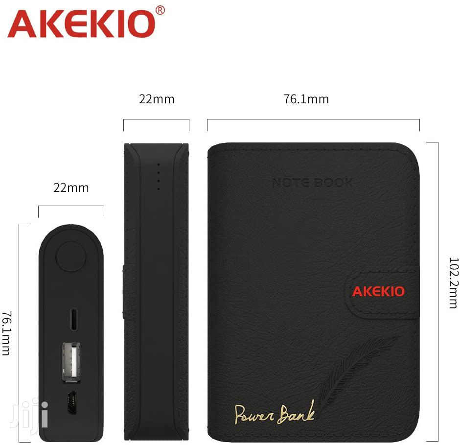 AKEKIO 10400mah Portable Power Bank | Accessories for Mobile Phones & Tablets for sale in Ilala, Dar es Salaam, Tanzania