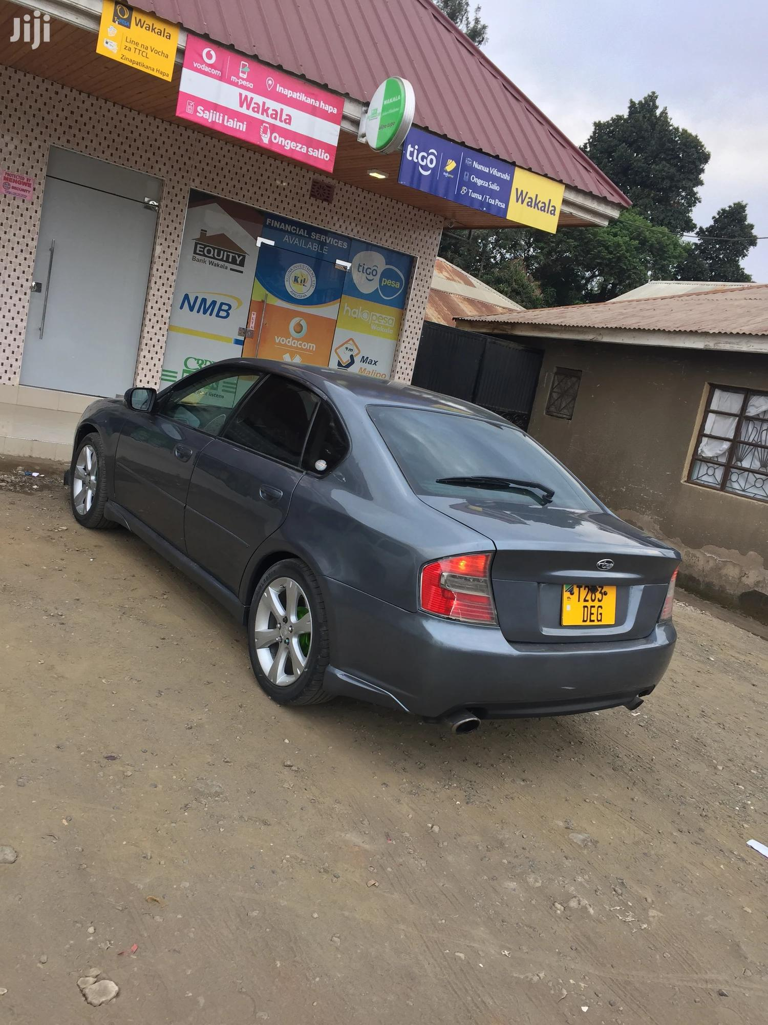 Subaru Legacy 2004 L Sedan Blue | Cars for sale in Arusha, Arusha Region, Tanzania