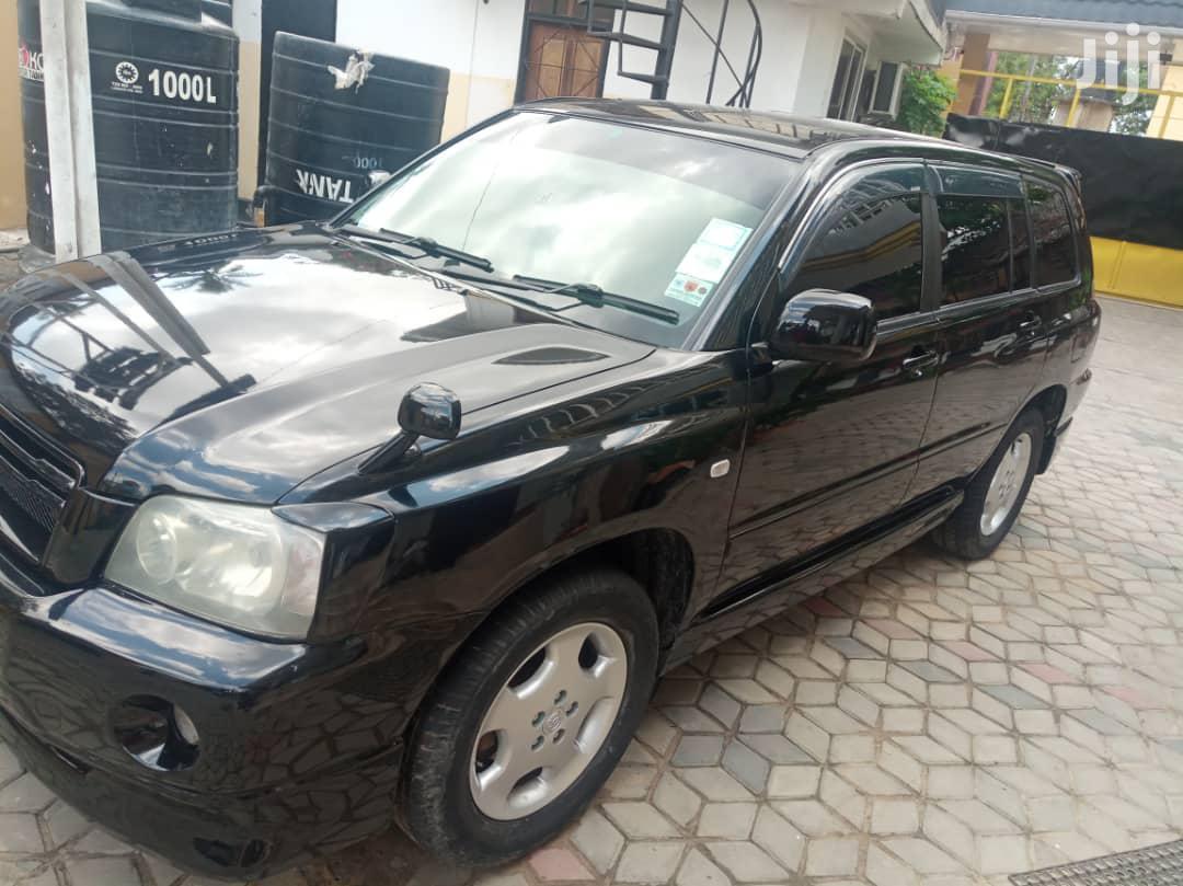 Toyota Kluger 2008 Black | Cars for sale in Kinondoni, Dar es Salaam, Tanzania