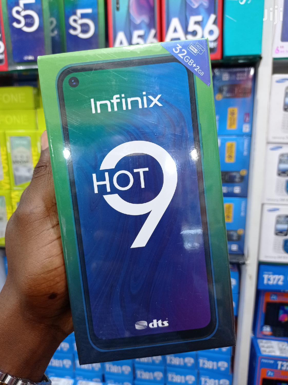 New Infinix Hot 9 32 GB Black