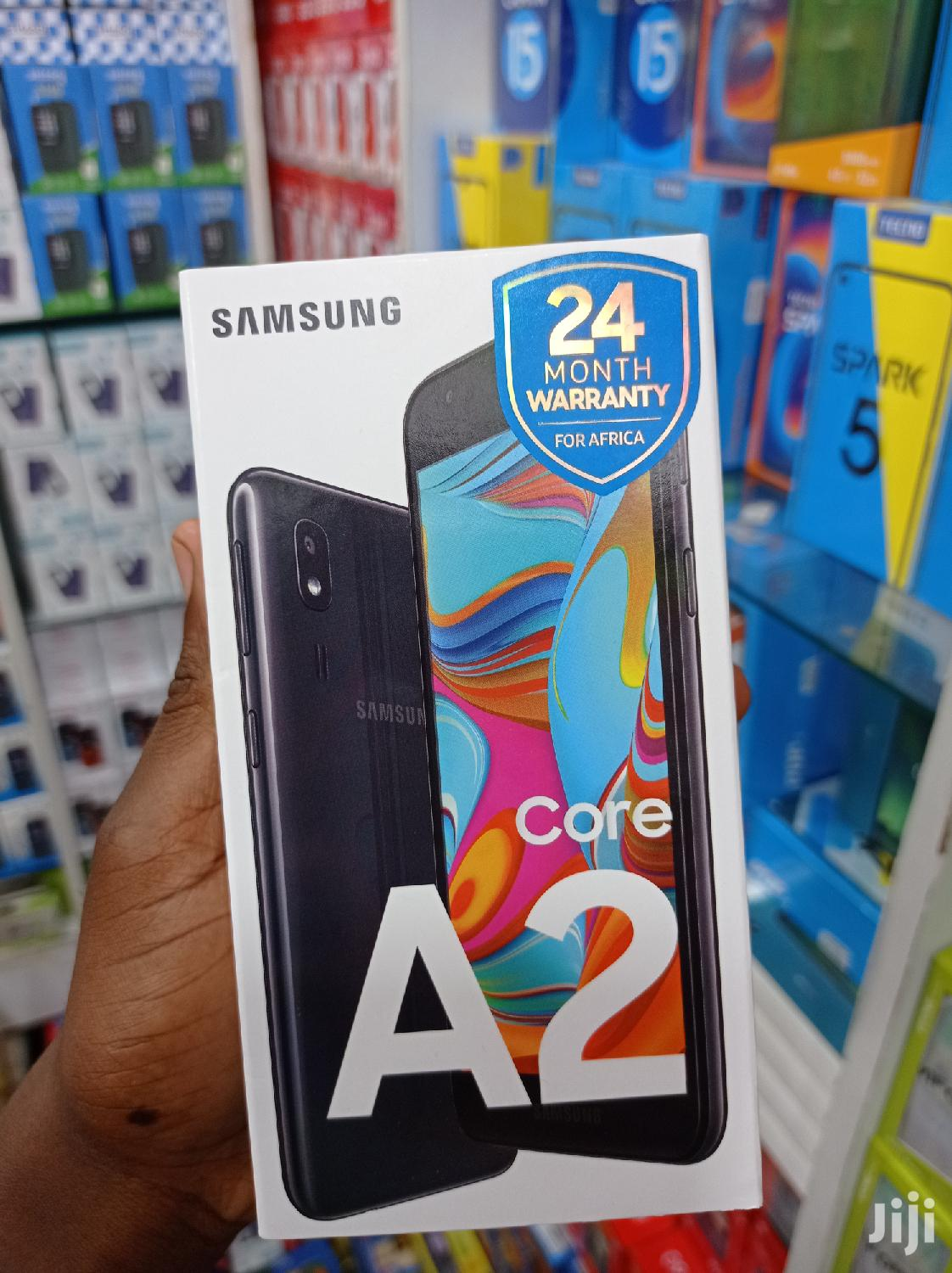 New Samsung Galaxy A2 Core 16 GB Black