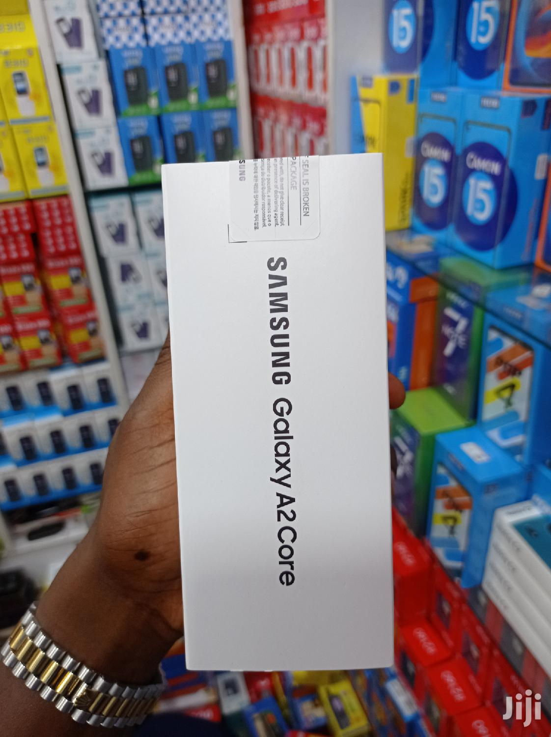 New Samsung Galaxy A2 Core 16 GB Black | Mobile Phones for sale in Ilala, Dar es Salaam, Tanzania