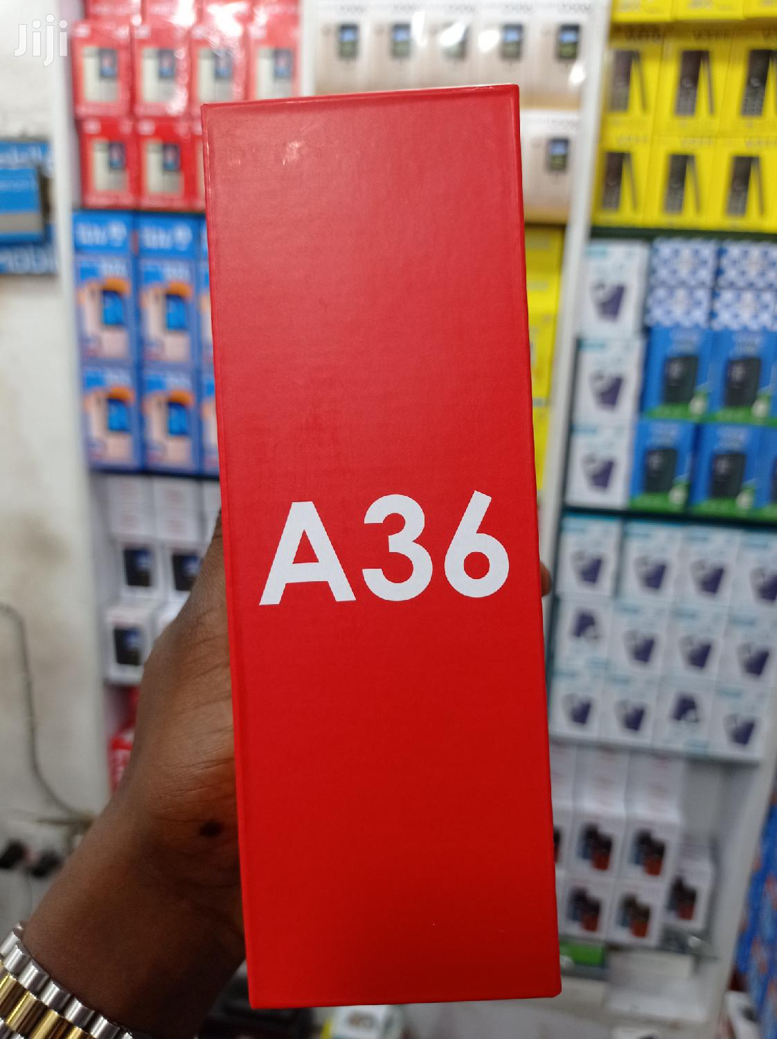 New Itel A33 16 GB Black | Mobile Phones for sale in Ilala, Dar es Salaam, Tanzania