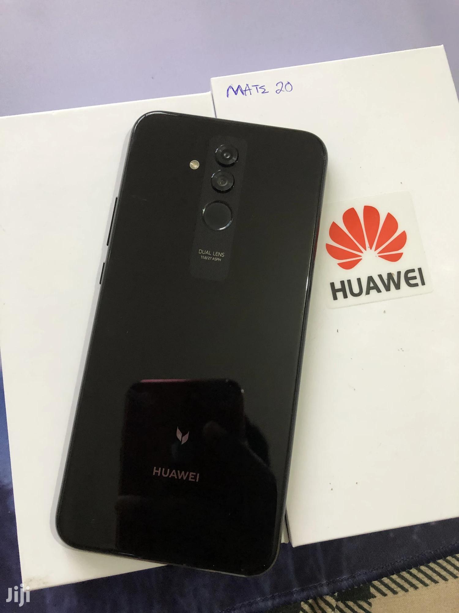 New Huawei Mate 10 Lite 64 GB Black