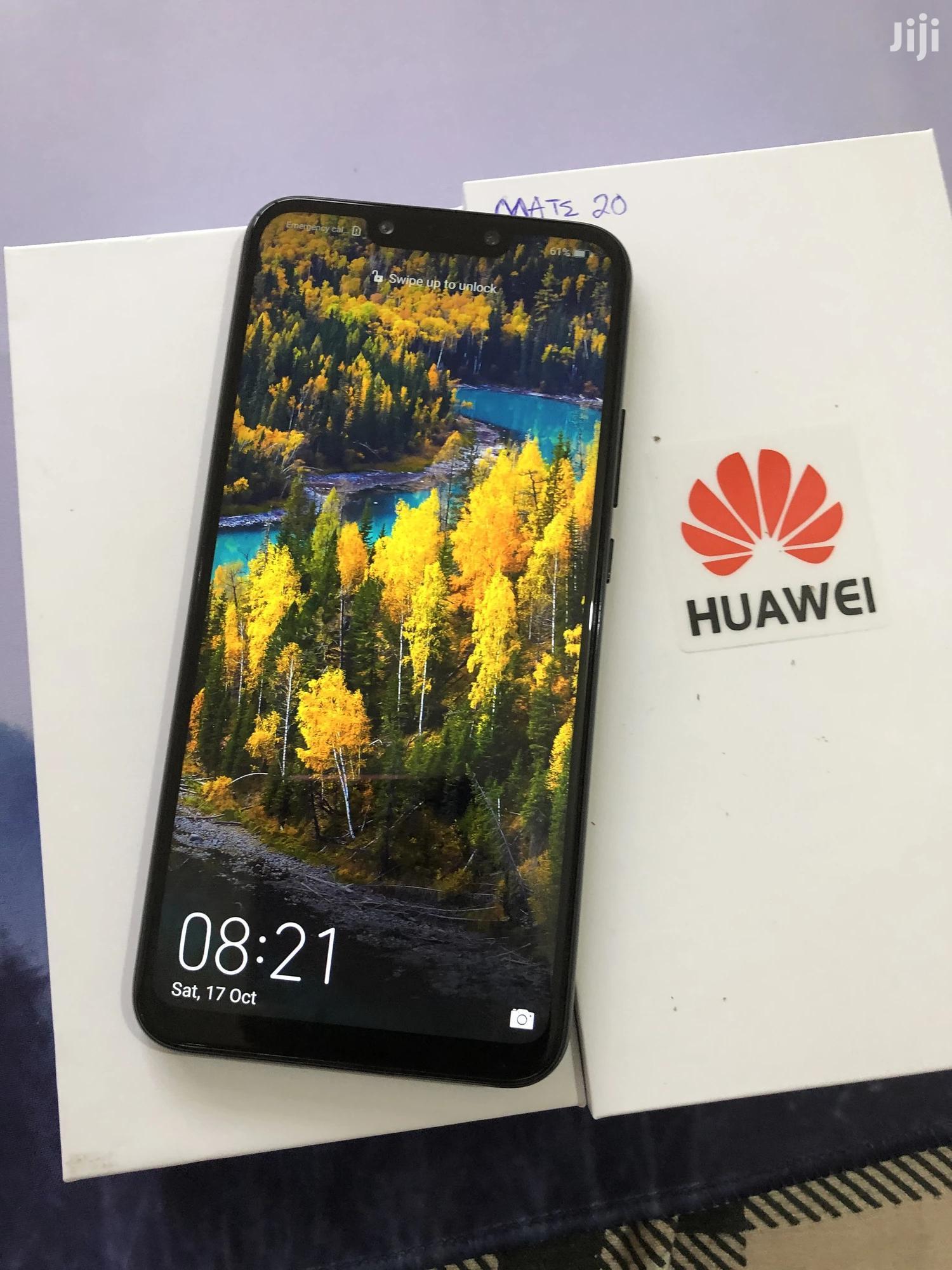 New Huawei Mate 10 Lite 64 GB Black | Mobile Phones for sale in Kinondoni, Dar es Salaam, Tanzania