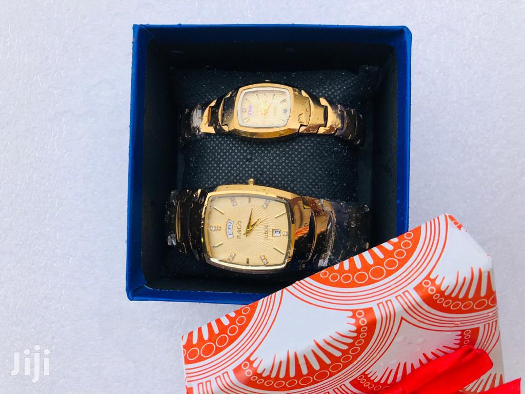 Rado Couple Watches | Watches for sale in Kinondoni, Dar es Salaam, Tanzania