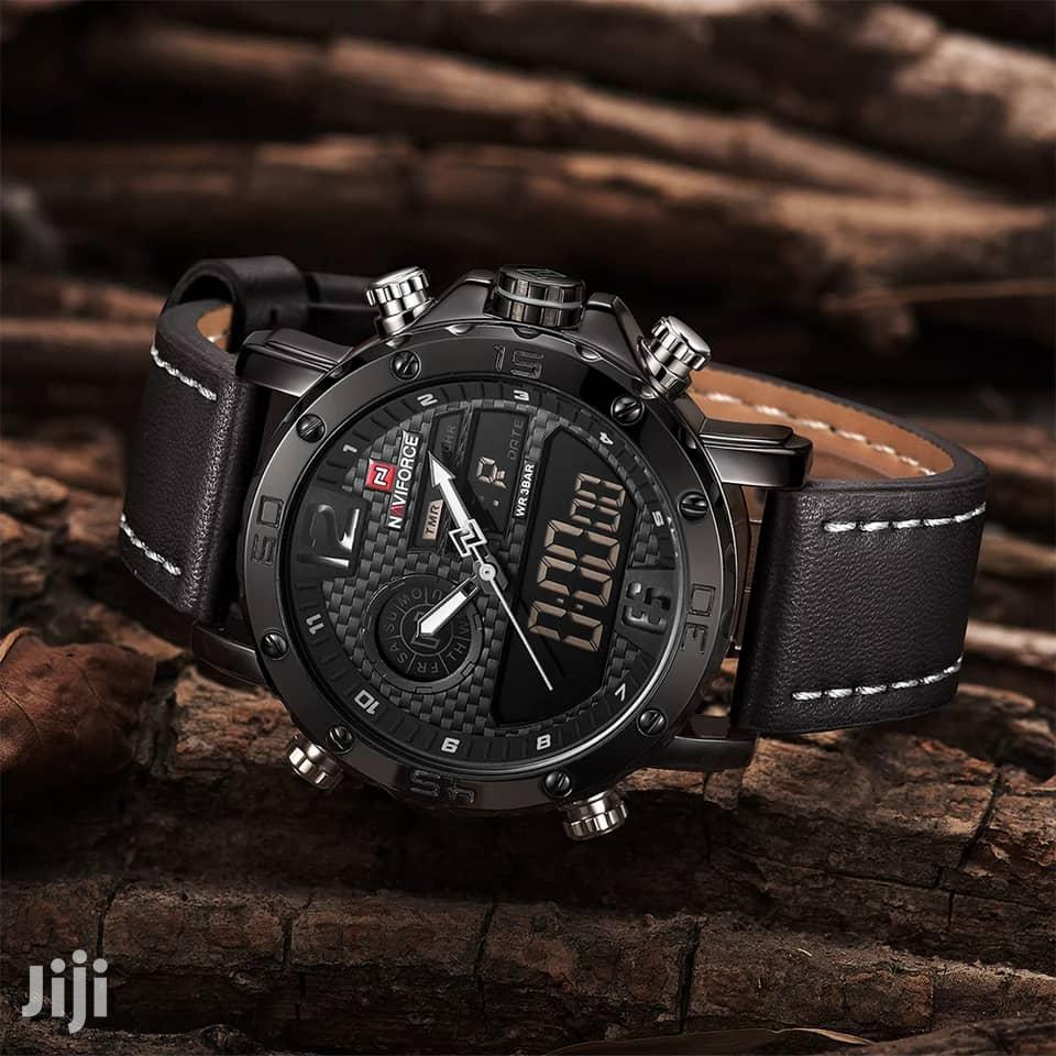 Naviforce Fashion Men's Watches | Watches for sale in Kinondoni, Dar es Salaam, Tanzania