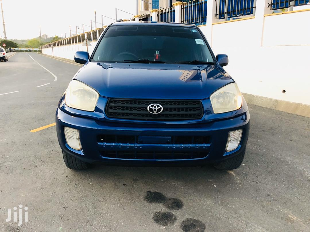 Archive: Toyota RAV4 Automatic 2003 Blue