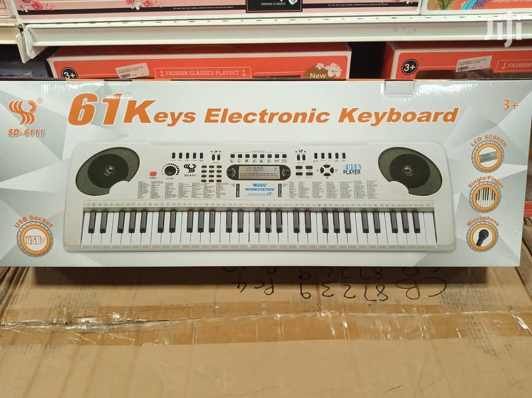 Archive: 61 Keys Original Electronic Piano