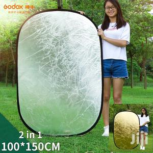100*150cm 2 In 1 Gold And Silver Photography Reflector   Accessories & Supplies for Electronics for sale in Dar es Salaam, Kinondoni