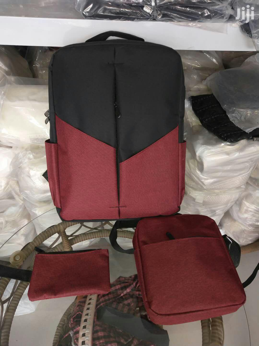 Archive: Leisure Laptop Backpack