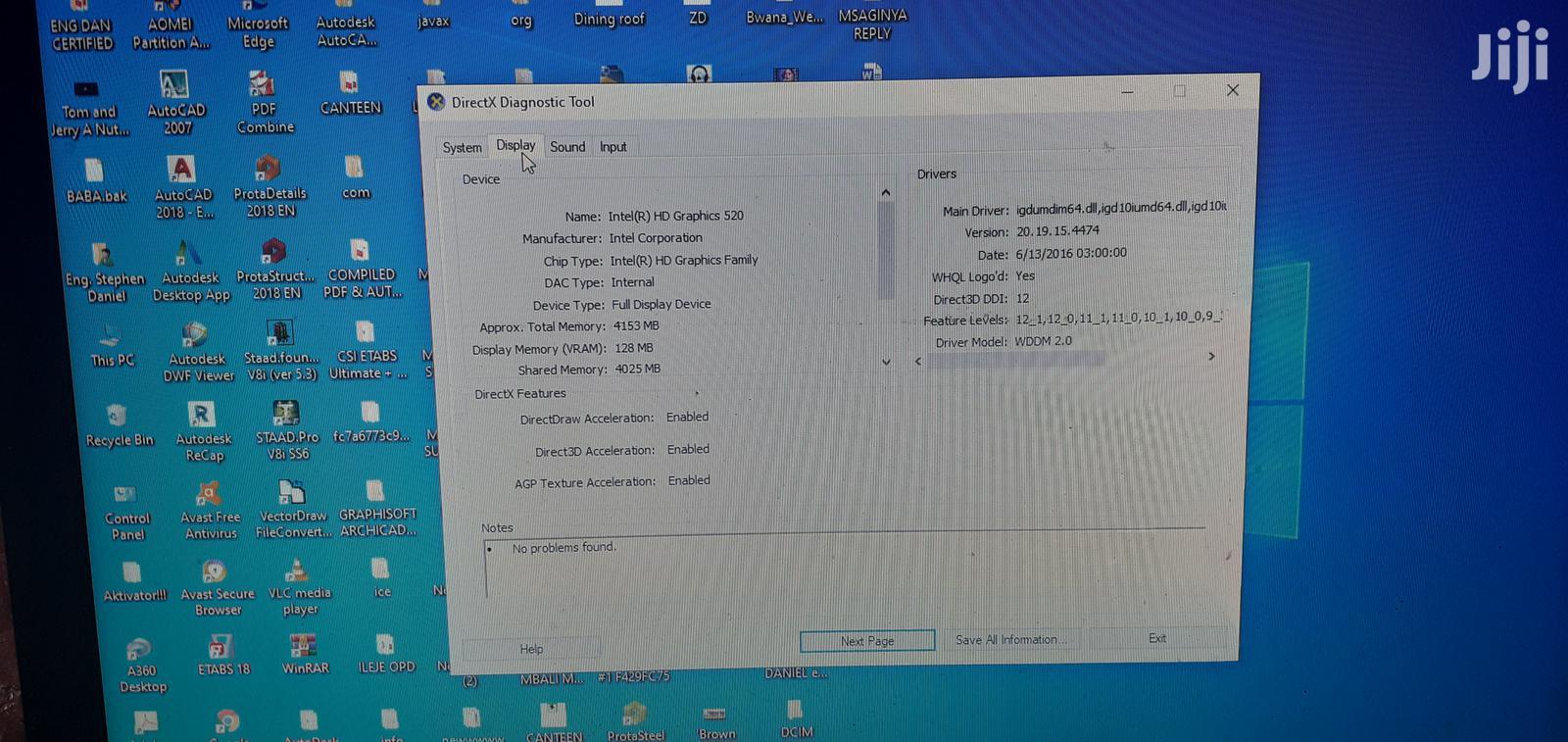 Archive: Laptop Lenovo IdeaPad 300 8GB Intel Core i5 SSHD (Hybrid) 1T