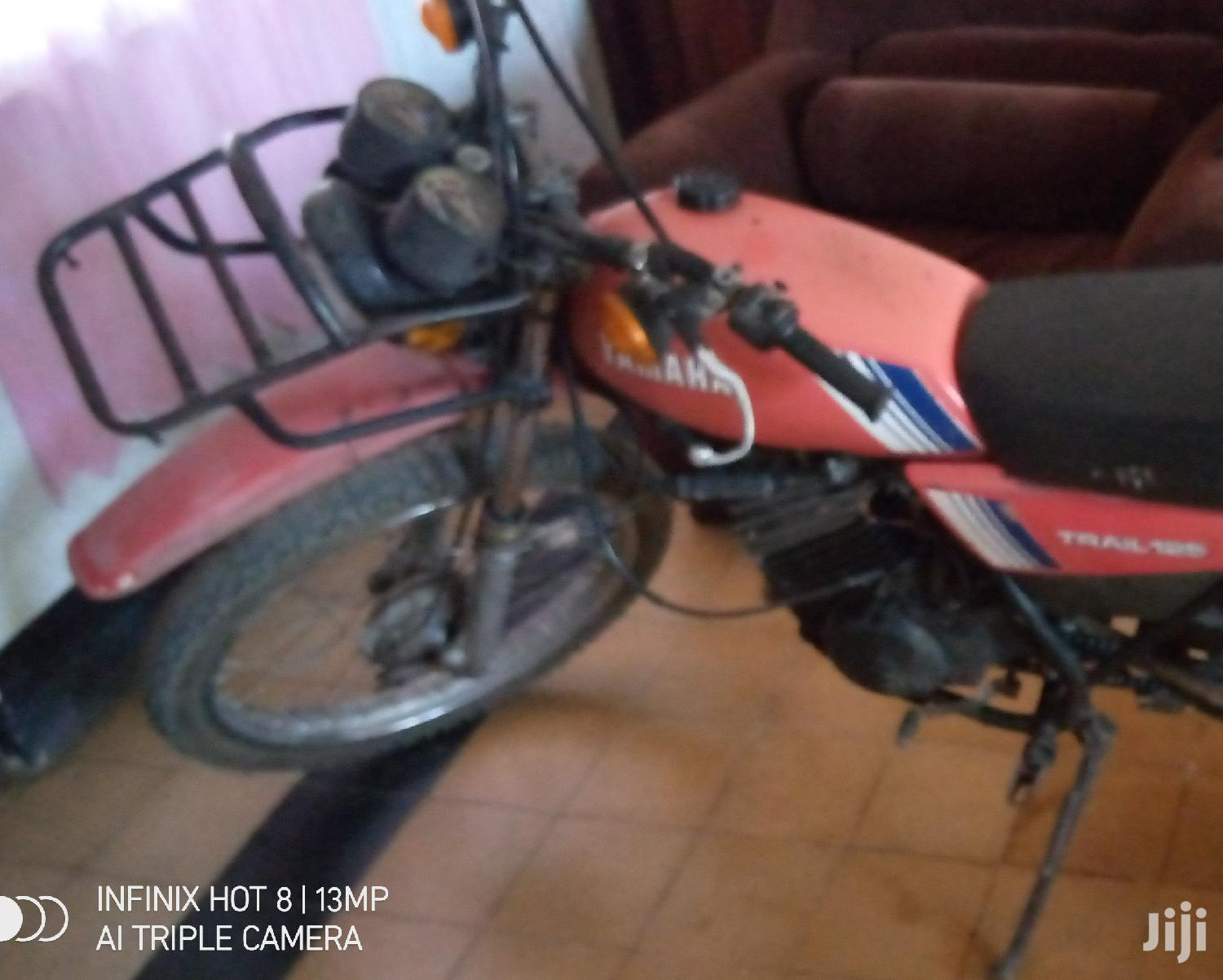 Yamaha 1999 Red | Motorcycles & Scooters for sale in Tanga Region, Tanzania