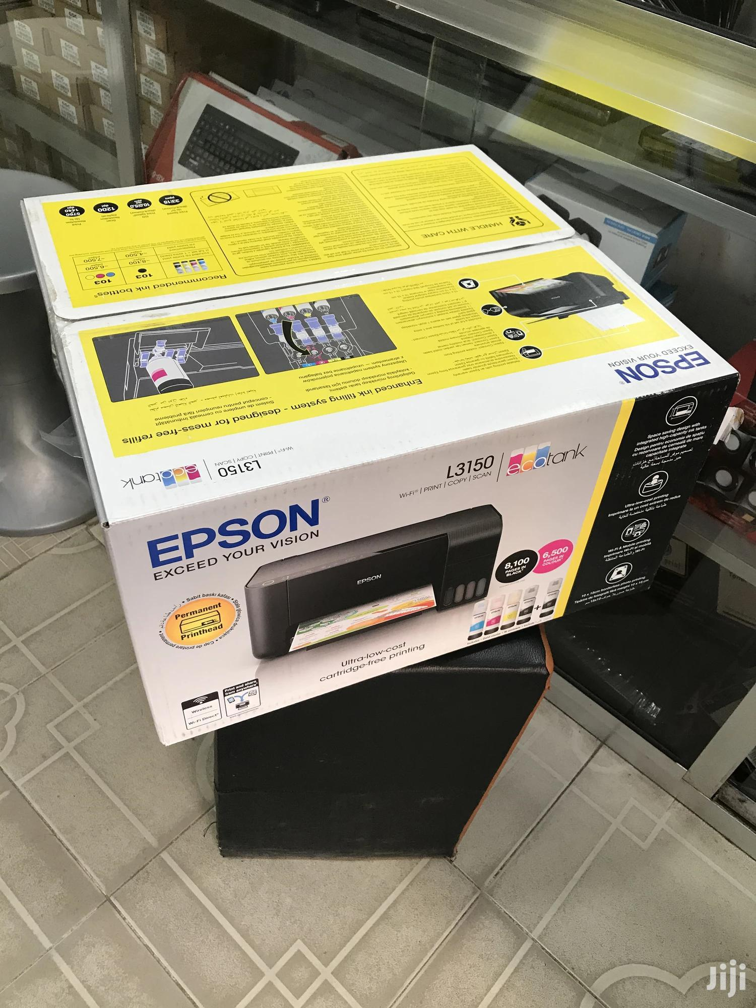 Epson L3150 Printer | Printers & Scanners for sale in Ilala, Dar es Salaam, Tanzania