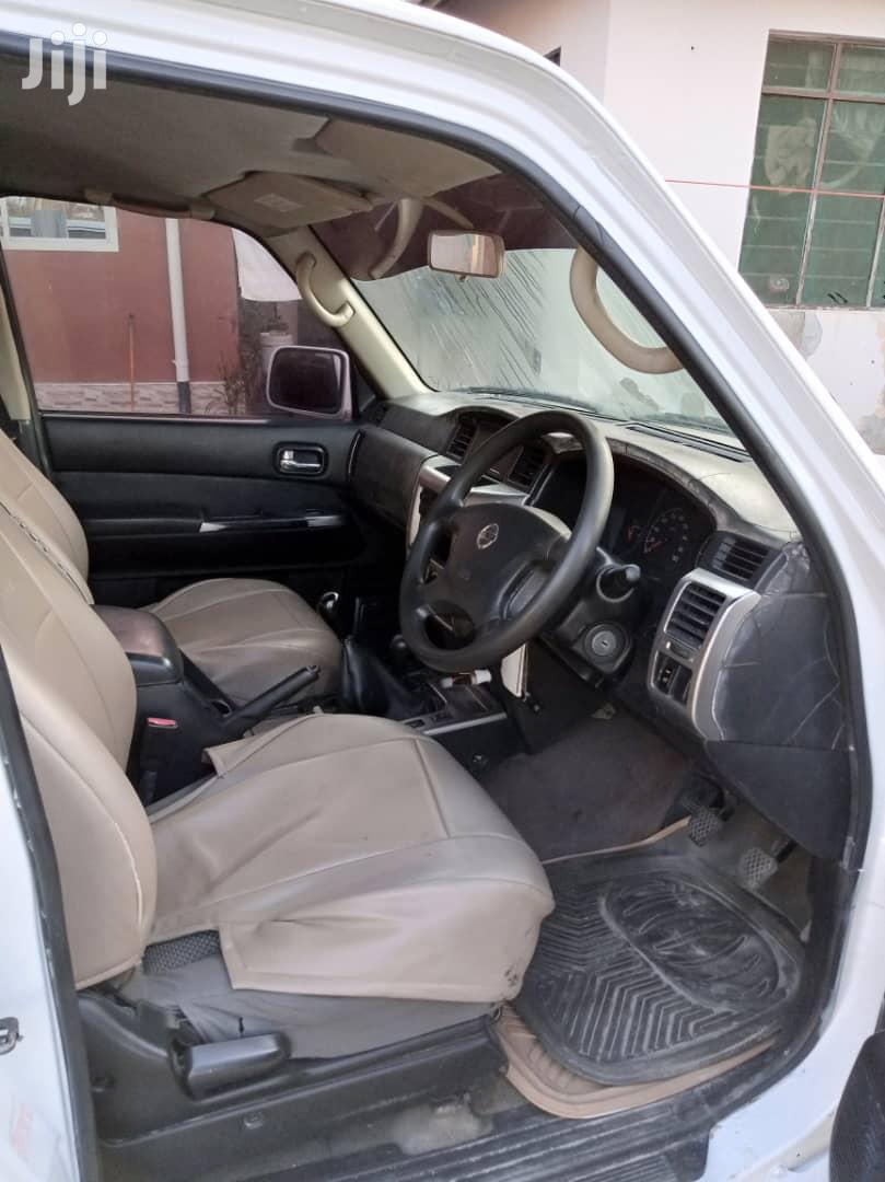 Archive: Nissan Patrol 2008 4.8 GL White