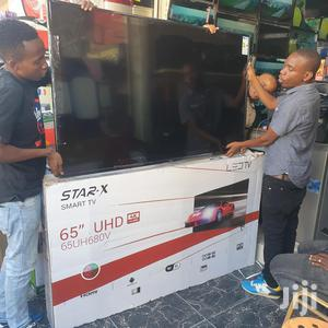 Star X Uhd 4K Android Inch 65 | TV & DVD Equipment for sale in Dar es Salaam, Ilala