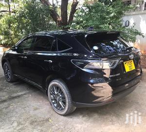 Toyota Harrier 2014 Black | Cars for sale in Dar es Salaam, Kinondoni