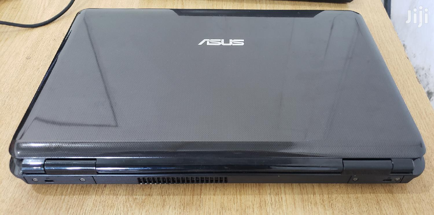 Archive: Laptop Asus K50IE 2GB Intel Core 2 Duo HDD 500GB