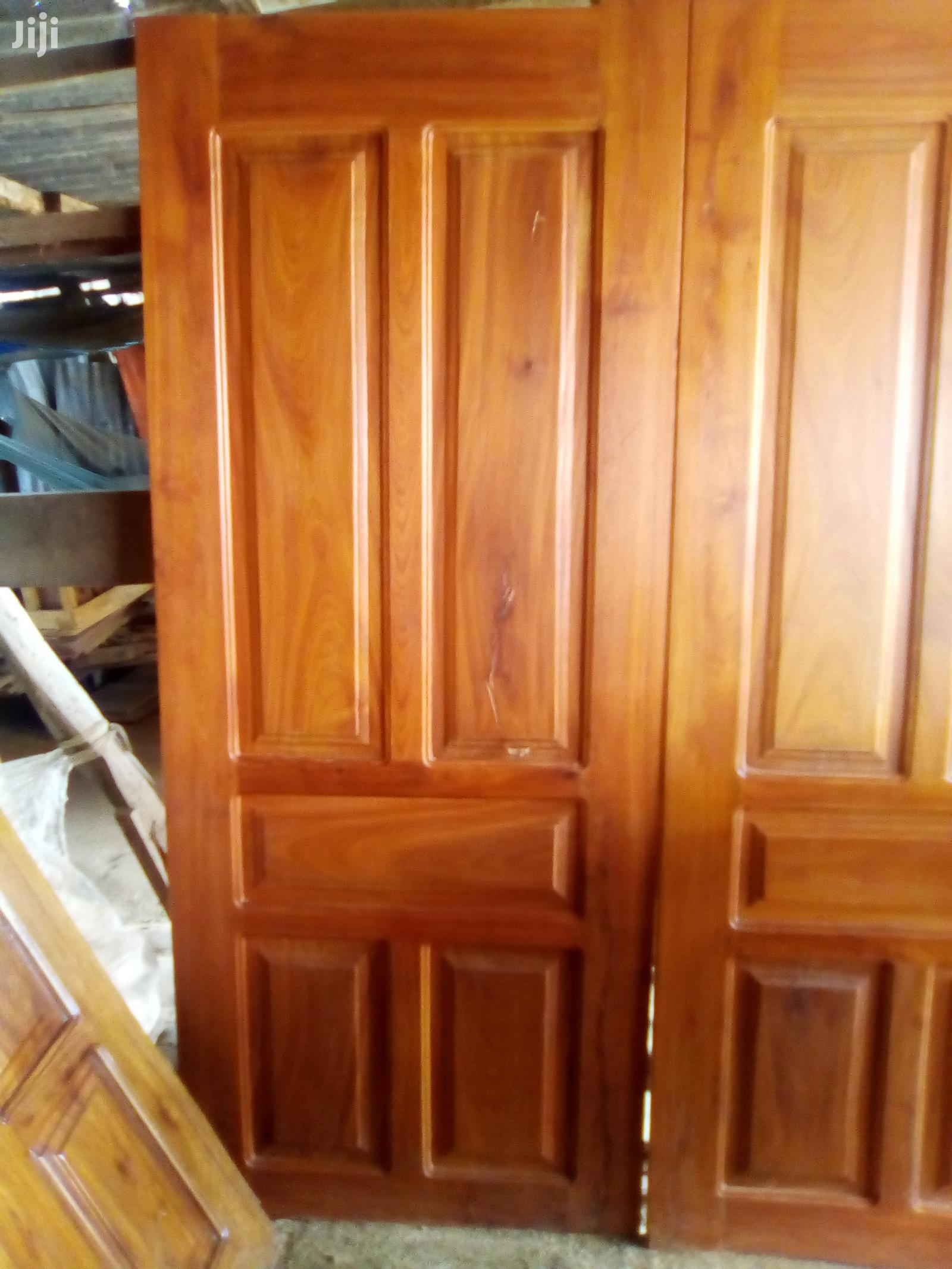 House Doors and Frames Made a Natural Timber