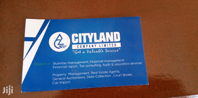 Archive: Cityland Company Limited