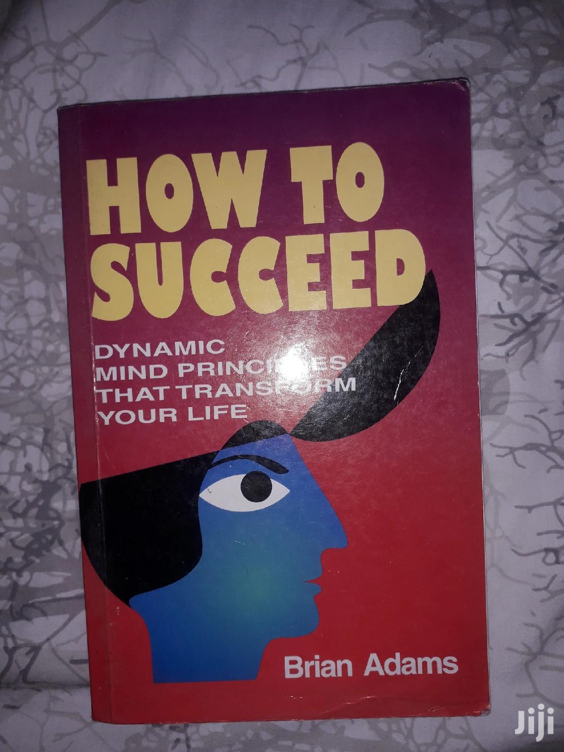 Archive: How to Succeed