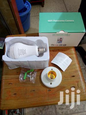 360 Wifi Panoramic Camera Bulb | Security & Surveillance for sale in Dar es Salaam, Ilala