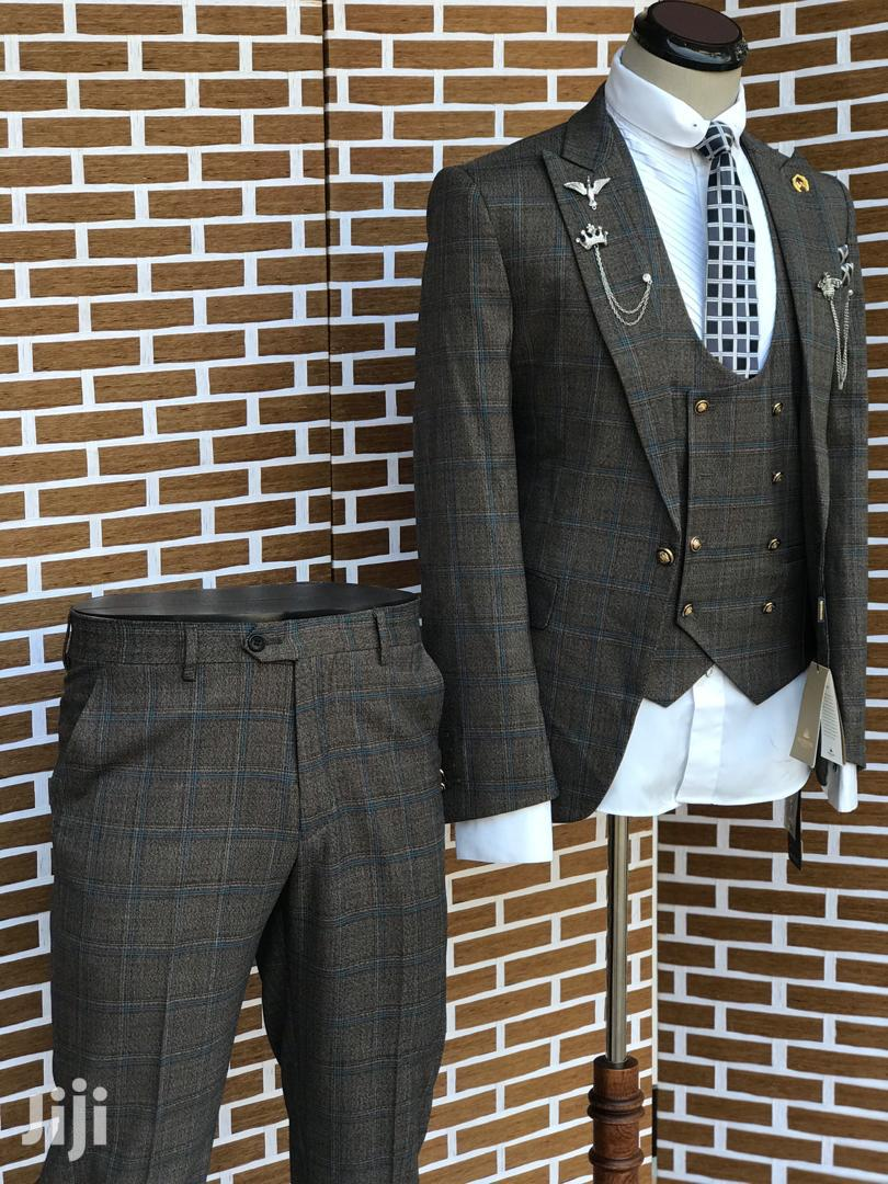 Classic Men's Official Suits   Clothing for sale in Kinondoni, Dar es Salaam, Tanzania