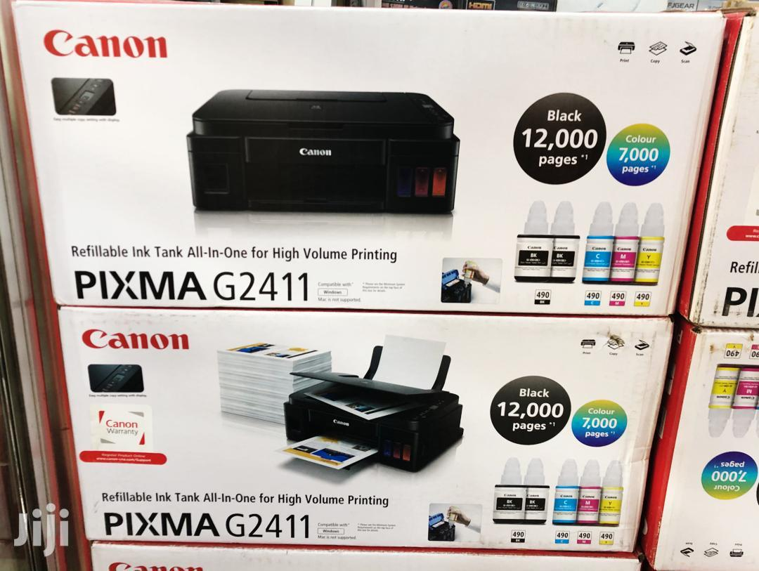 Canon Pixma G2411 All In One