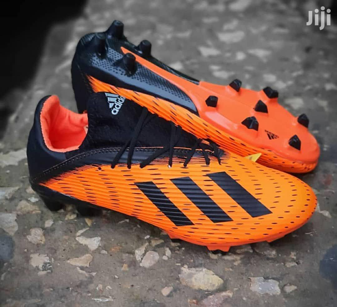 Original Brands Football Soccer Shoes | Sports Equipment for sale in Ilala, Dar es Salaam, Tanzania