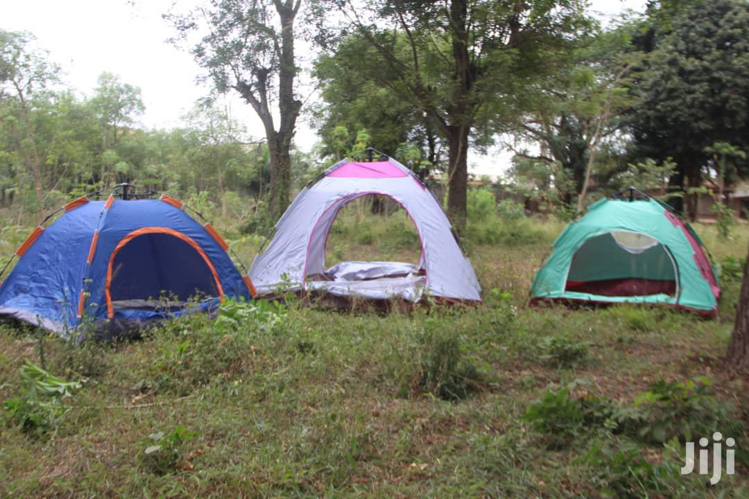 Archive: Tent For 3, 4 & 6 People