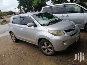 Toyota IST 2005 Silver | Cars for sale in Zanzibar, Unguja North